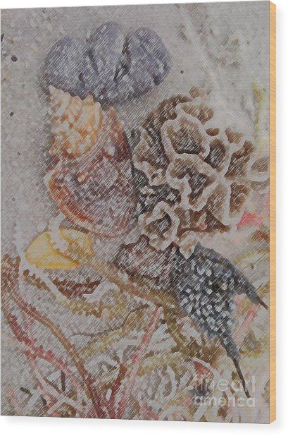 Memories Wood Print