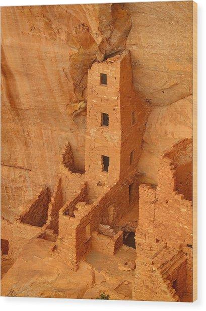 Mesa Verde 02 Wood Print