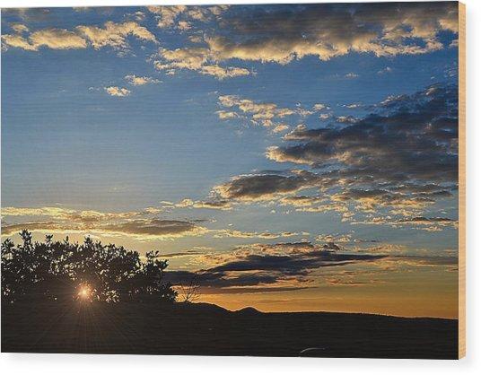 Mesa Verde Wood Print