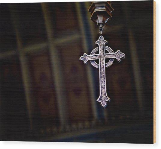 Methodist Jewelry Wood Print