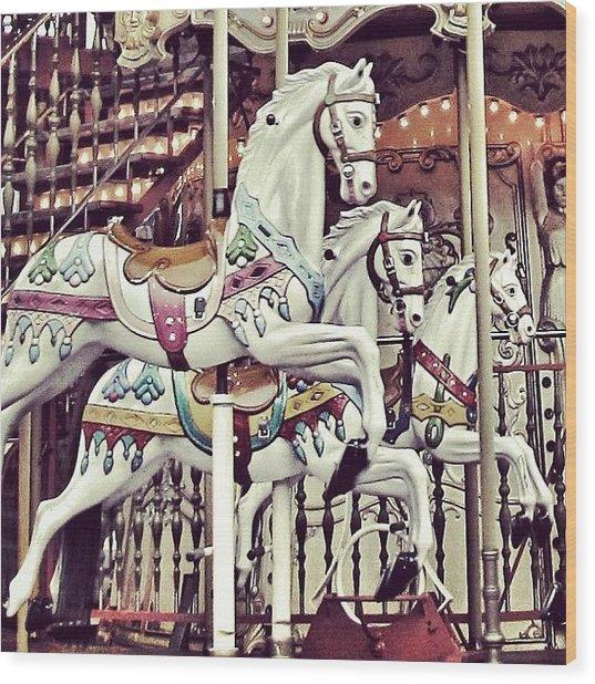 #mgmarts #horse #bestogram #instahub Wood Print