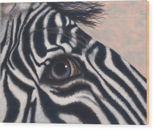 Micky Z Wood Print