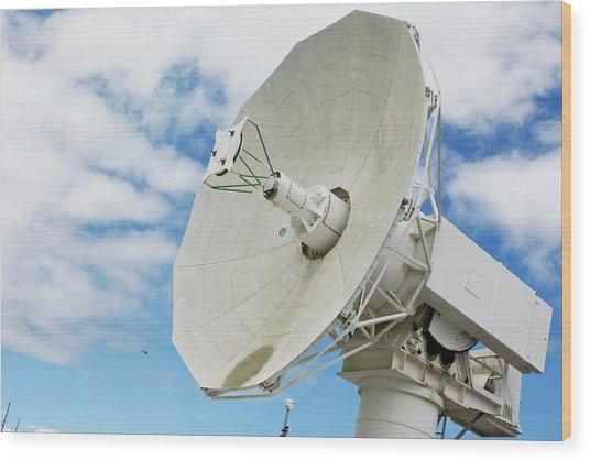 Military Radar Dish