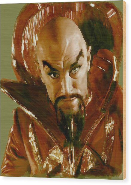 Ming Wood Print