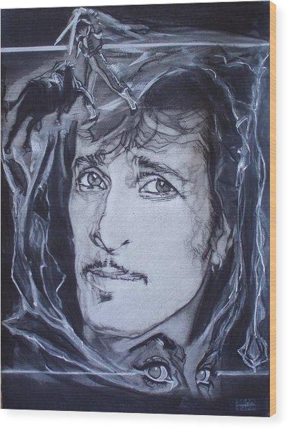 Willy Deville - Coup De Grace Wood Print