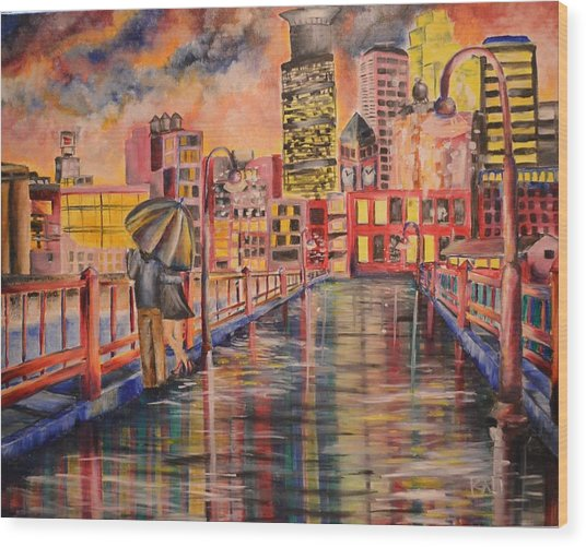 Minneapolis Painters: Minneapolis Painting By Kali Koltz