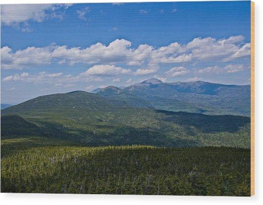 Mizpah Hut Wood Print