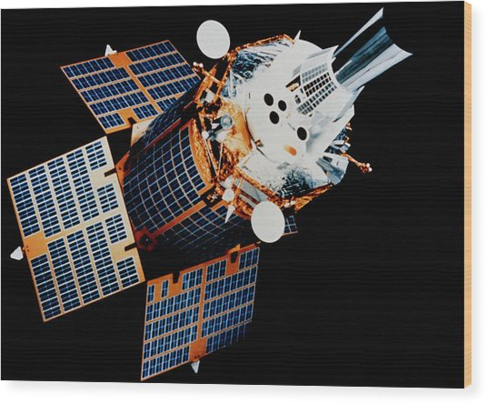 Model Of Dsp Satellite Launched By Sts-44