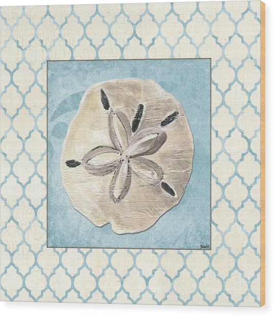 Moroccan Spa 2 Wood Print