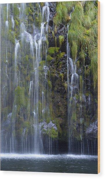 Mossbrae Wood Print