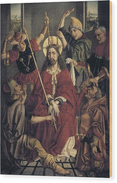 Mostaert, Jan 1470-1556. Ecce Homo. 1st Wood Print by Everett
