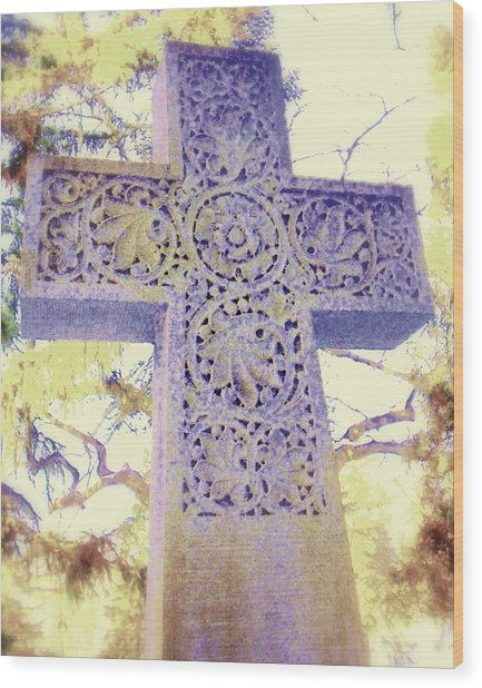 Mt. Hope Cemetery Rochester Ny Wood Print