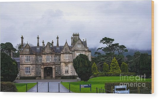 Muckross House Wood Print