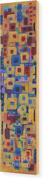 My Jazz N Blues 1 Wood Print
