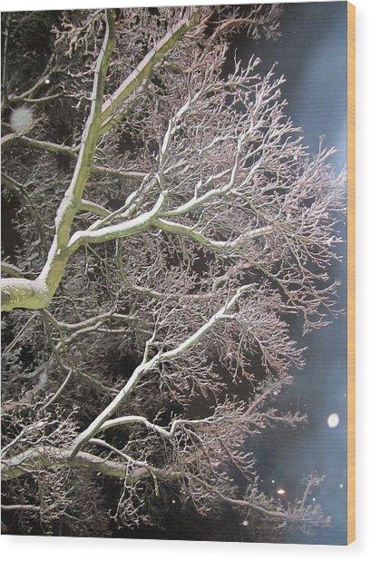 My Magic Tree Wood Print