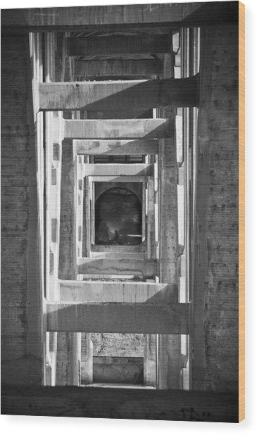 Naive Wood Print