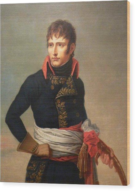 Napoleon Bonaparte As First Consul Wood Print
