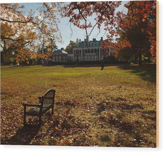 Nassau County Museum Of Art Wood Print