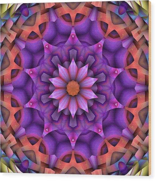 Natural Attributes 15 Square Wood Print