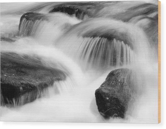 Natural Flow Wood Print