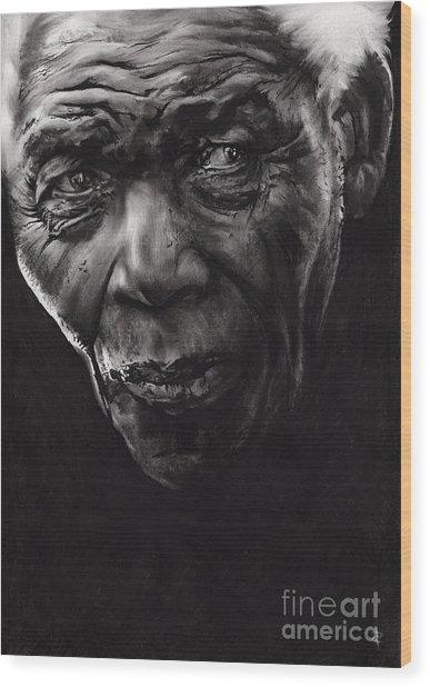 Nelson Wood Print