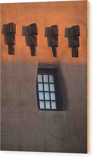 New Mexico02 Wood Print