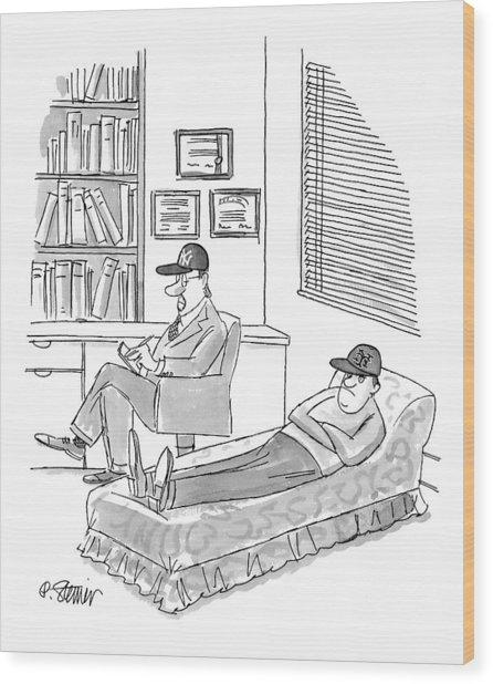 New Yorker November 1st, 1999 Wood Print