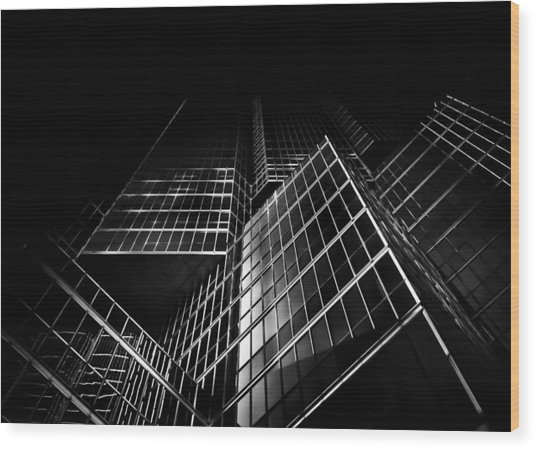 No 200 King St W Toronto Canada Wood Print