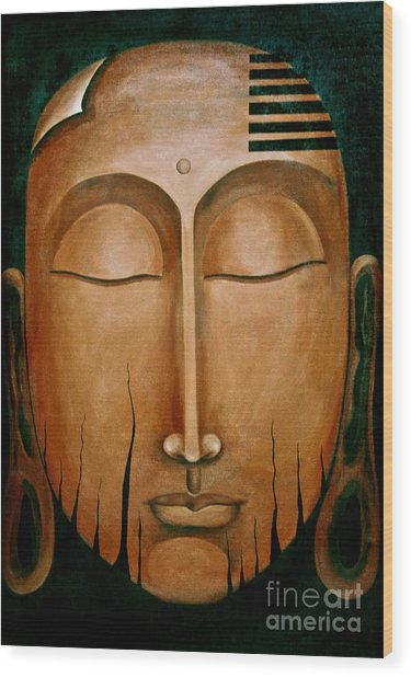Non- Equivalence Revelation Wood Print