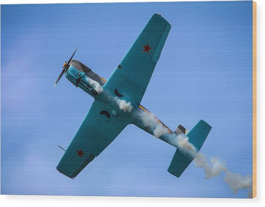 Norteast Raiders At The Greenwood Lake Airshow 2012 Wood Print