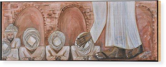 O Egypt Wood Print