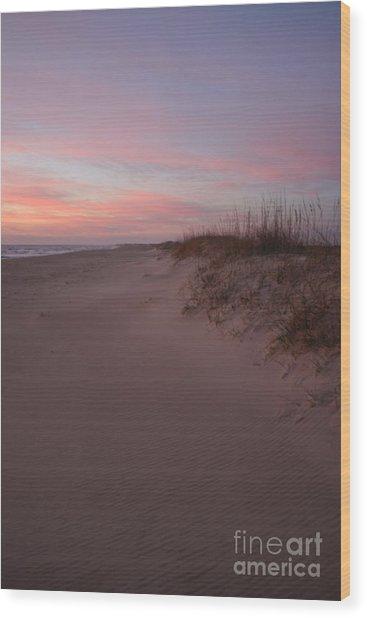 Obx Serenity 2 Wood Print
