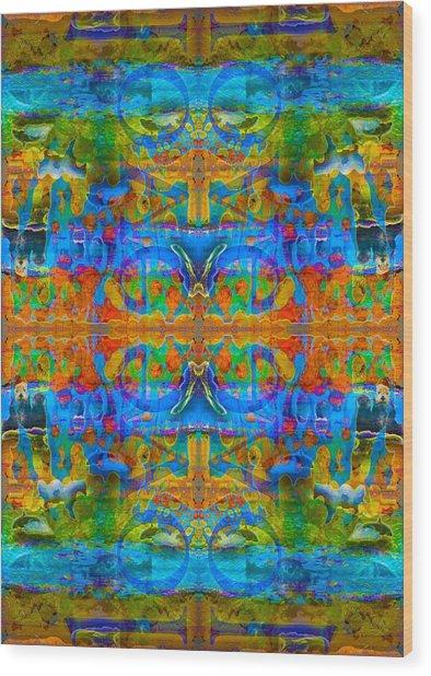 Oceans Of Love Wood Print