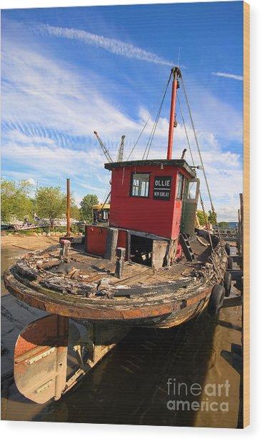Ollie Wood Print