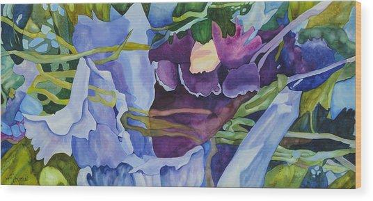 Orchid Rhapsody Wood Print