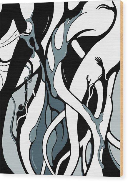 Origin Wood Print
