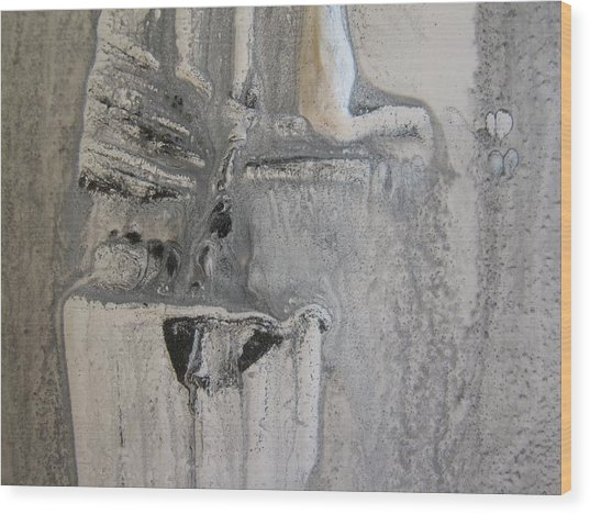 Osteoarthritis Wood Print
