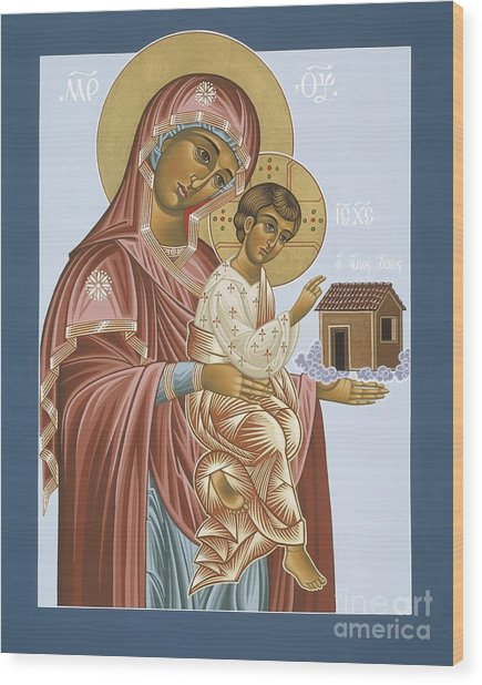 Our Lady Of Loretto 033 Wood Print