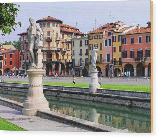 Padova Wood Print