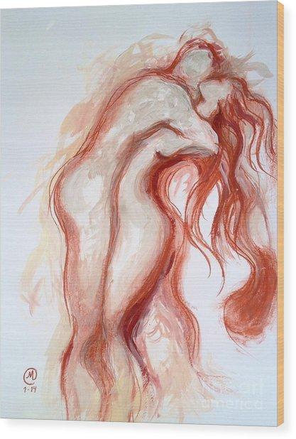 Passion Dance Wood Print