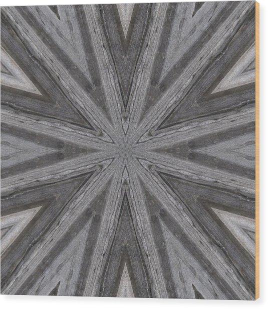 Pemaquid Rock Three Wood Print