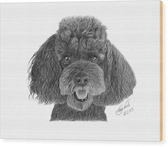 Pepper - 020 Wood Print
