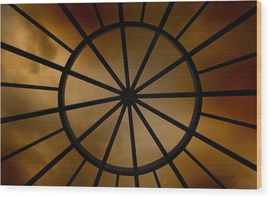 Perfect Pi Wood Print