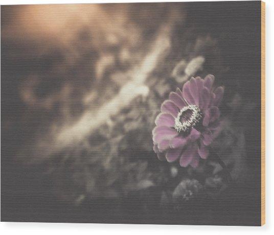 Perfumed Light Wood Print