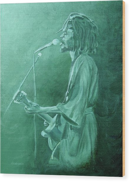 Peter Tosh 1 Wood Print