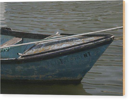 Petit Laurent Wood Print