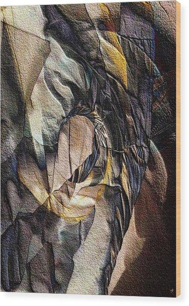 Pigmented Sandstone Wood Print