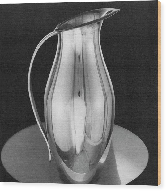Pitcher From Ovington's Wood Print