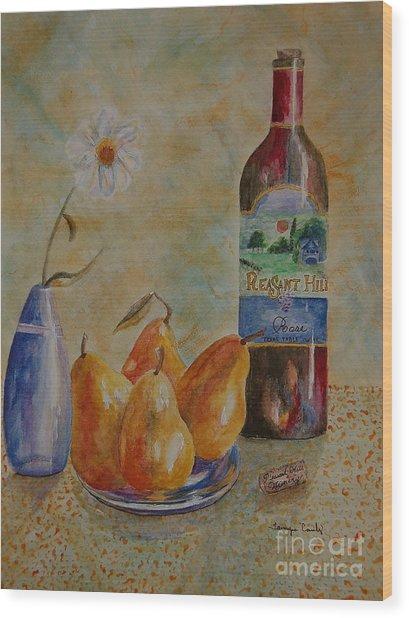 Pleasant Hill Winery Wood Print