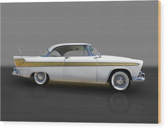1956 Plymouth Fury Wood Print
